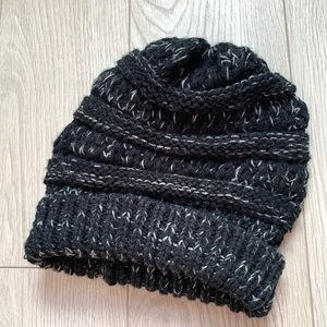Big It Up- Knit Toque